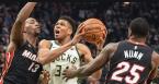 Miami Heat vs. Milwaukee Bucks Game 5 Betting Odds