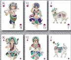 Upset Hindus Urge Firm to Withdraw Hindu Gods Playing Cards, Apologize