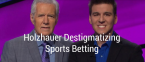 Sports Betting News: Holzhauer Destigmatizing Sports Betting, NH Bill Closer to Passing