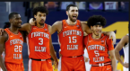 Illinois Fighting Illini Payout Odds to Win the Big 10 Tournament - 2021