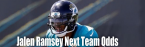 Odds for Jalen Ramsey Next Team