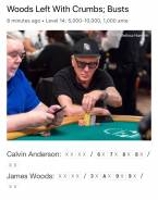 Actor, Poker Pro James Woods Banned From Twitter
