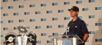 Jim Harbaugh Says 'No' to Legalized Sports Betting