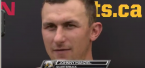 Johnny Manziel CFL Betting Props Released