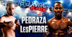 Boxing Odds – Jose Pedraza vs. Mikkel LesPierre