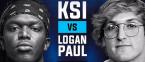 KSI vs Logan Paul Fight Odds
