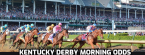 Kentucky Derby Morning Odds - 2020: Another Horse Scratched