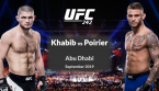Where Can I Watch, Bet The Khabib vs Poirier Fight - UFC 242 - Jacksonville