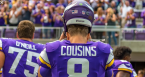 Kirk Cousins Prop Bets NFL Divisional Playoffs: Passing Yards, Touchdowns, Completions