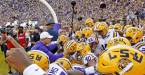 2017 SEC West College Football Betting Odds to Win - LSU