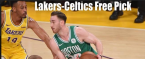 NBA Betting – Los Angeles Lakers at Boston Celtics