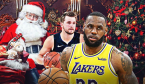 Dallas Mavericks vs. LA Lakers Prop Bets - Christmas Day 2020