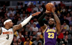 Denver Nuggets vs. LA Lakers Game 1 Betting Odds, Prop Bets
