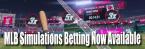 Betting on Virtual Baseball MLB Simulations Available at BetOnline