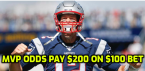 What is the Payout if Tom Brady is Named Super Bowl MVP 2021