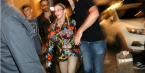 Madonna Gets Her Groove on In Israel Ahead of Eurovision Final ...and Boycotts