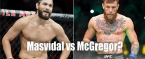 Masvidal vs McGregor Fight Odds