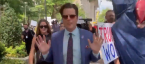 """Gaetz Chased Down By Counterprotestors: """"Are You a Paedophile?"""" Vid Goes Viral"""