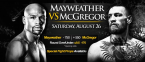 Where Can I Find Live In-Fight Betting on Mayweather-McGregor Online