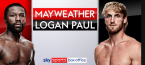 Where Can I Watch, Bet the Floyd Mayweather vs. Logan Paul Fight From Fort Wayne, Indiana