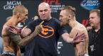 Fight Outcome Odds - Dustin Poirier vs Conor McGregor 2