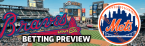 Braves-Mets Betting Line, Odds, Preview July 26