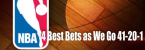 NBA Best Bets - February 6, 2020