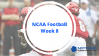NCAA Week 8 Odds and Picks for Online Bookies