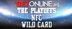 NFC Wild Card Round Betting Preview 2019