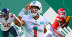 2020 NFL Week 10 Morning Odds, Action Report