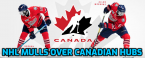 NHL Focuses on Canadian Hub Cities for Summer Reboot, DraftKings Games IL Access