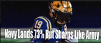 Weekend Hot Picks: Navy Lands 73% of Bets But Sharps All Over Army