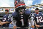 Bet the New England Patriots vs. Colts Week 5 - 2018: Latest Spread, Odds to Win, Predictions, More
