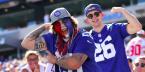 New York Giants 1st Draft Pick Betting Odds 2020