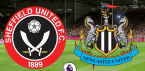 Newcastle v Sheffield Utd Match Betting Odds - 21 June