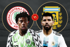Nigeria vs. Argentina Betting Tips, Latest Odds - Group D Winner