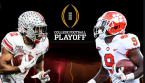CFP Semifinal Odds – Ohio State Buckeyes vs. Clemson Tigers