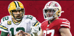NFL Betting – Green Bay Packers at San Francisco 49ers 2019