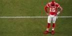 Patrick Mahomes Interception Prop Bet - Super Bowl 55