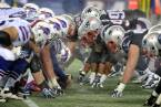 Patriots-Bills Betting Odds Week 13