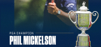 Mickelson Makes History at PGA Championship: BetOnline Sees $24K Payout on $80 Bet