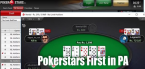 PokerStars First in PA: Soft Launch Monday