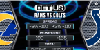 Rams vs. Colts Betting Preview, Prop Bets, Predictions - Week 2