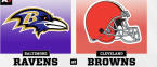 NFL Betting – Baltimore Ravens at Cleveland Browns
