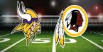 NFL Betting – Washington Redskins at Minnesota Vikings 2019 Week 8
