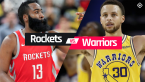 Bet the Rockets-Warriors Game Online - January 3