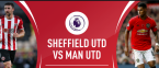 Man Utd v Sheffield Utd Match Tips Betting Odds - Wednesday 24 June