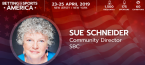 Online Gambling Industry Icon Sue Schneider Joins SBC as Community Director