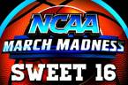 Early Sweet 16 Betting Odds - 2018