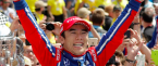 Takuma Sato Pays 16-1 Odds With Indy 500 Win